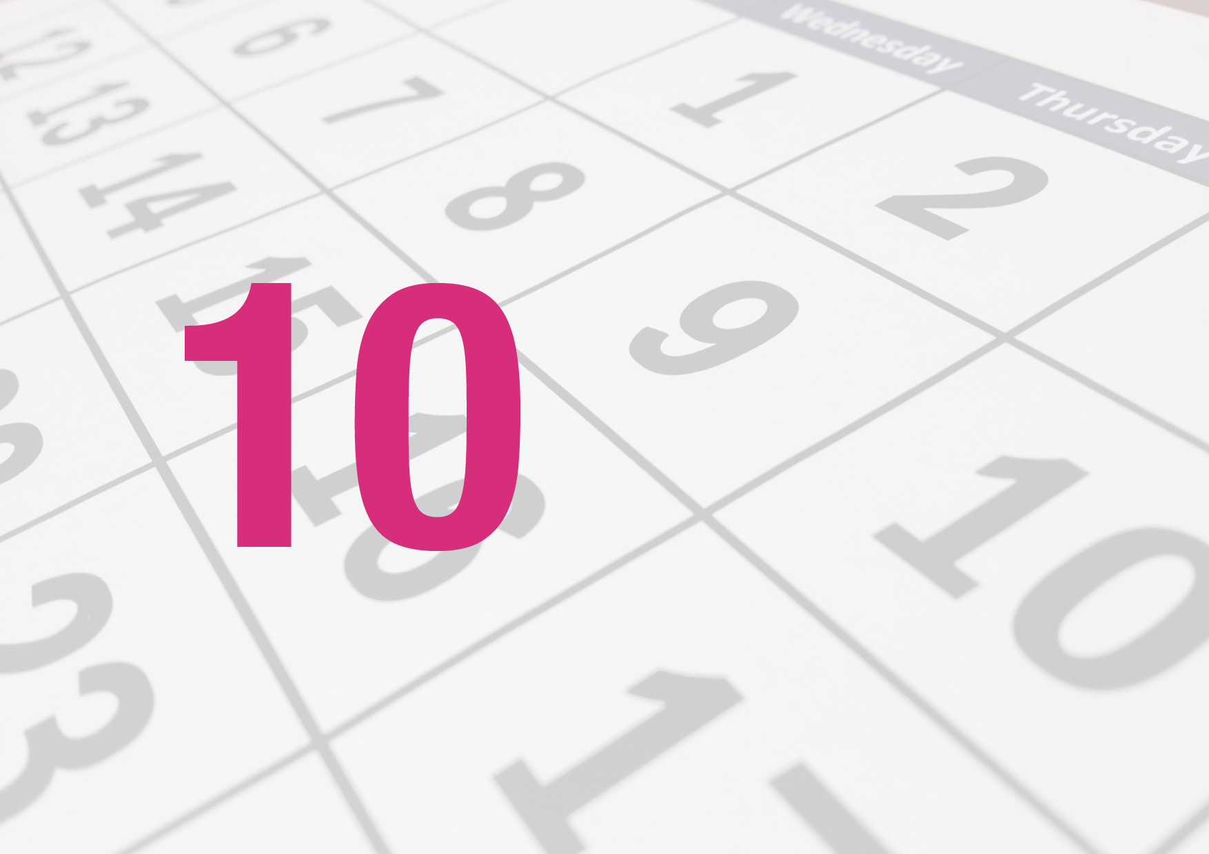 10 Day Organising Challenge – Day 10
