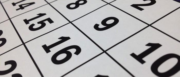 calendar image organising challenge