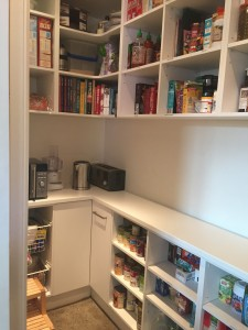 Decluttered Organised Butlers Pantry by Bless This Mess