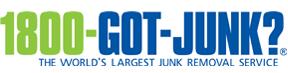 1800 got junk logo