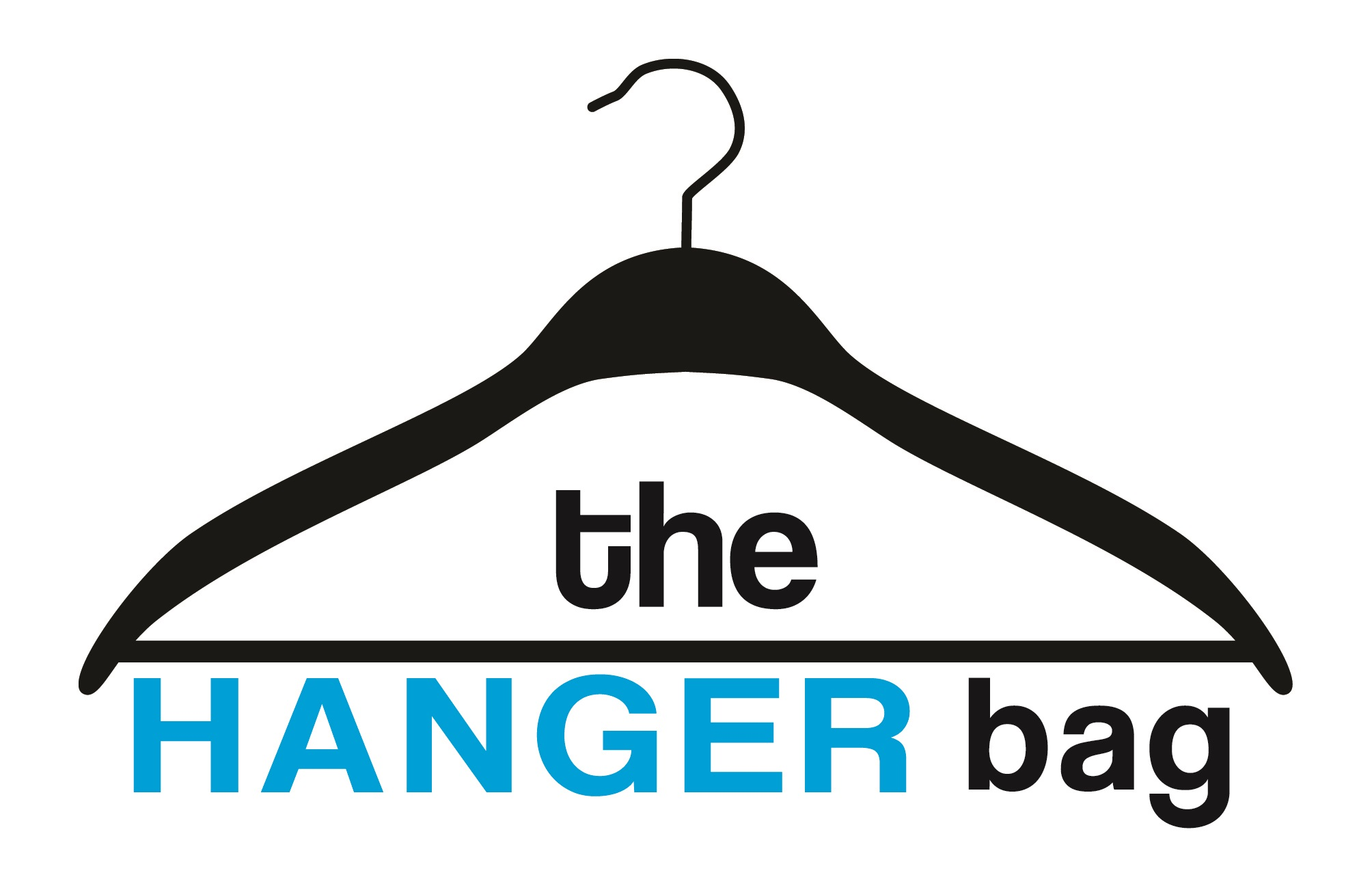 the hanger bag logo